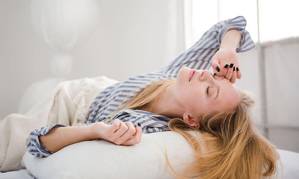 Studie zeigt: Optimistische Menschen schlafen besser
