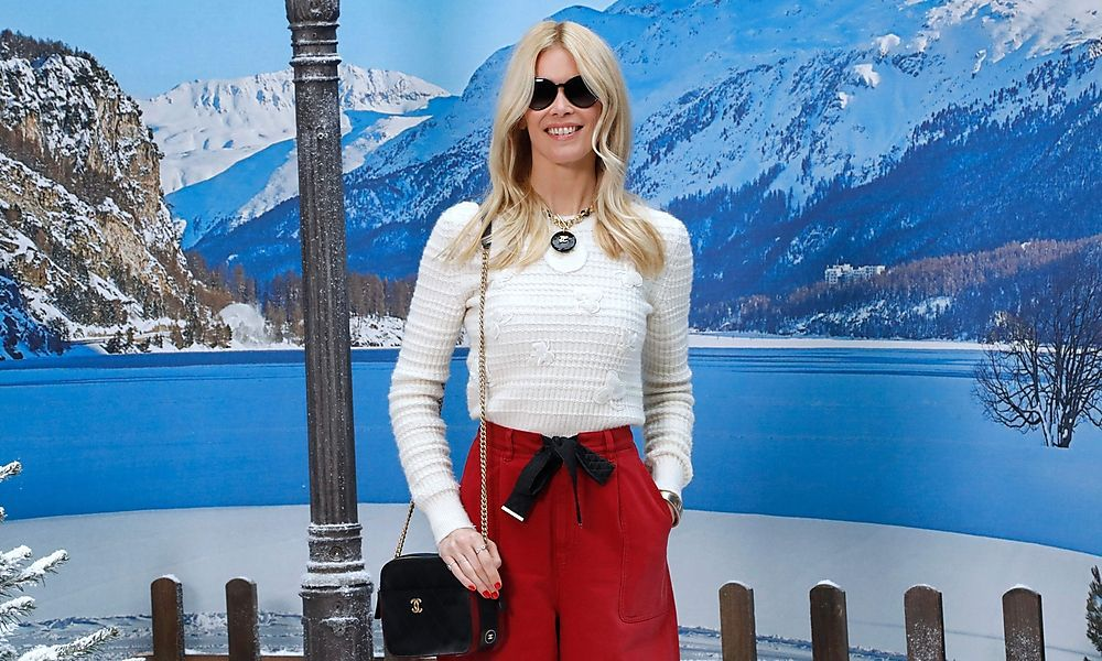 "Claudia Schiffer ist ""Woman of the Year"""